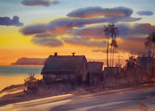 Water Colors by Robin Rogers Cloud